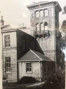 Glenlee House (South Front) 1965.