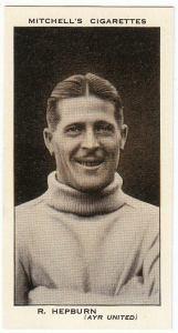 Robert Hepburn.