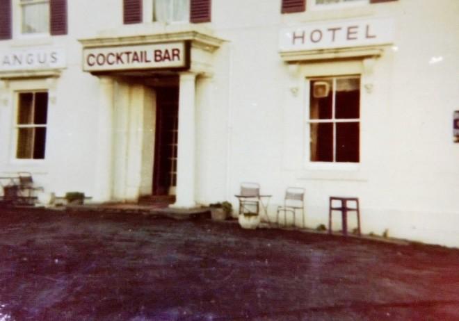 Angus Hotel.