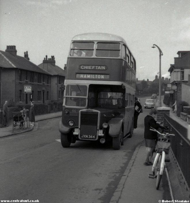 Cheiftan Bus.
