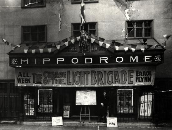 Hippodrome.