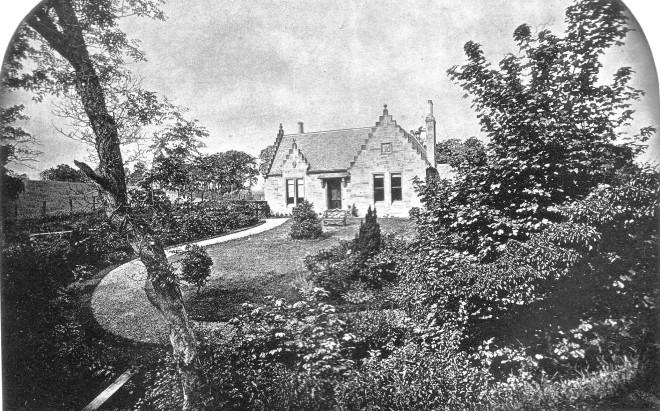 The Burnhouse.