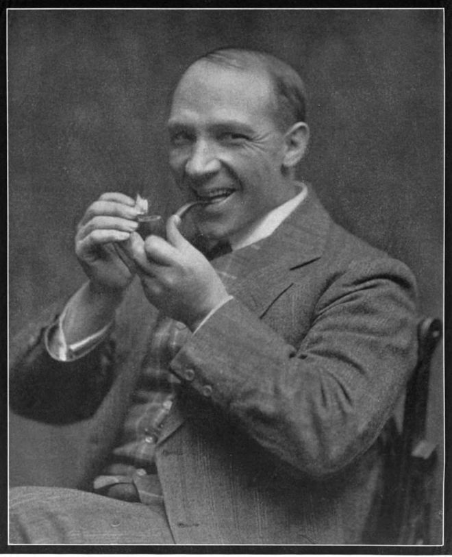 Harry Lauder.