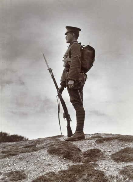 WW1 Soilder.
