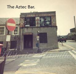 Aztec Bar.