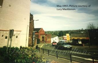 Blackswell Street Lucy MacKinnon.