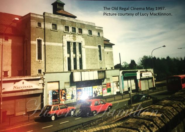 Old Regal Cinema 1997 Lucy MacKinnon.