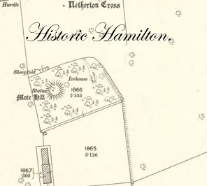 1896 Motte Hill Map.