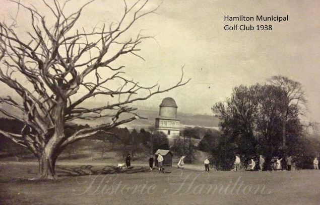 Hamilton Municipal Golf Club.
