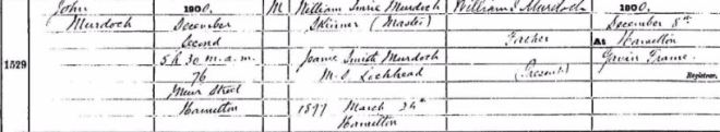 John Murdoch Birth 1900..JPG