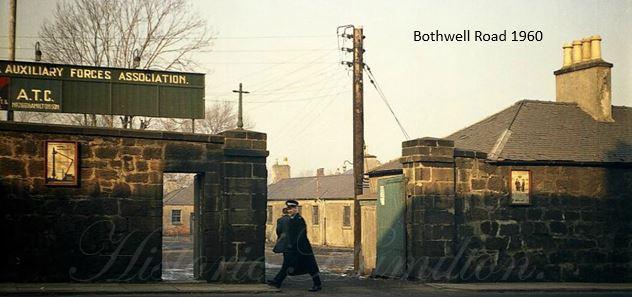 Bothwell Road 1960.