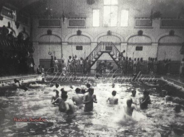 Hamilton Baths WM.
