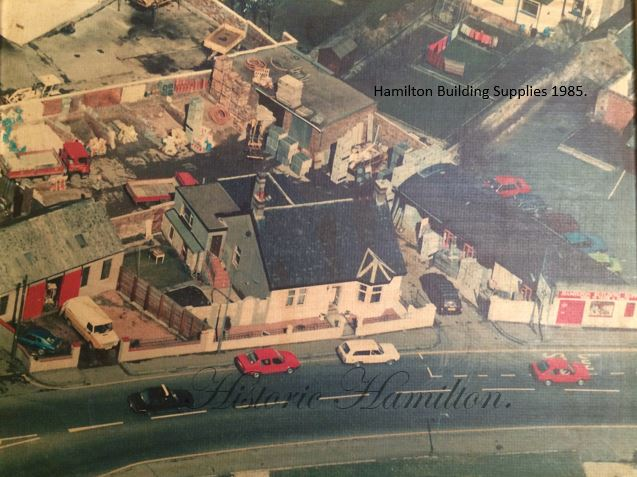 Hamilton Building Supplies 1985..JPG