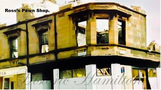 Ross's Pawn Shop Getting Demolished WM..JPG