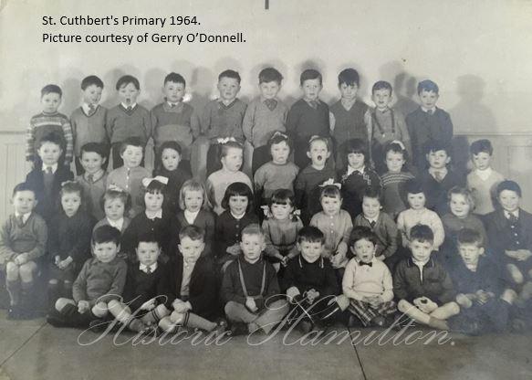 St. Cuthberts 1964 WM.