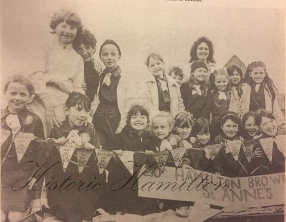 Eddlewood Gala Day 1985.4