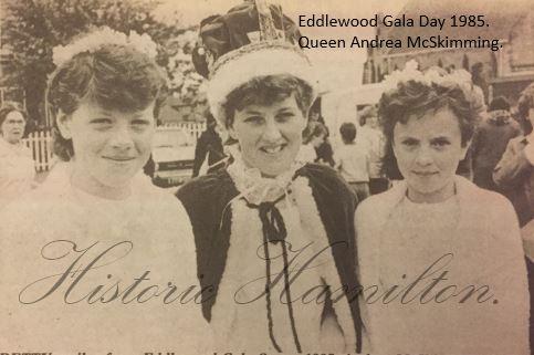 Eddlewood Gala Day 1985.