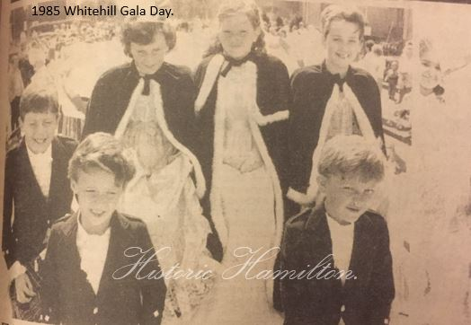 Whitehill Gala Day 1985.