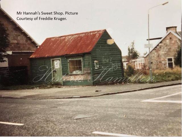 Mr Hannah's Sweet Shop Russell Street Freddie Krukar.