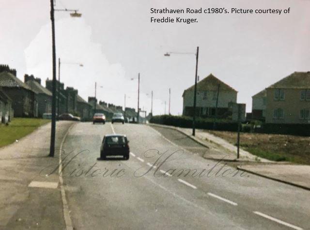Strathaven Road 1980s.WMjpg