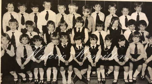Neilsland Primary 1985.