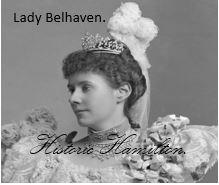 Lady Belhaven.