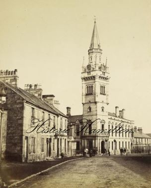 Old TownhallWM