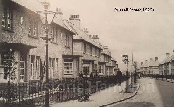 Russell StreetWM...