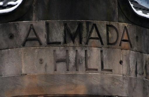 Almada Hill Sandstone.