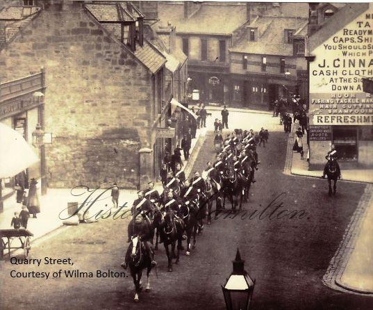 Wilma Bolton Quarry Street.