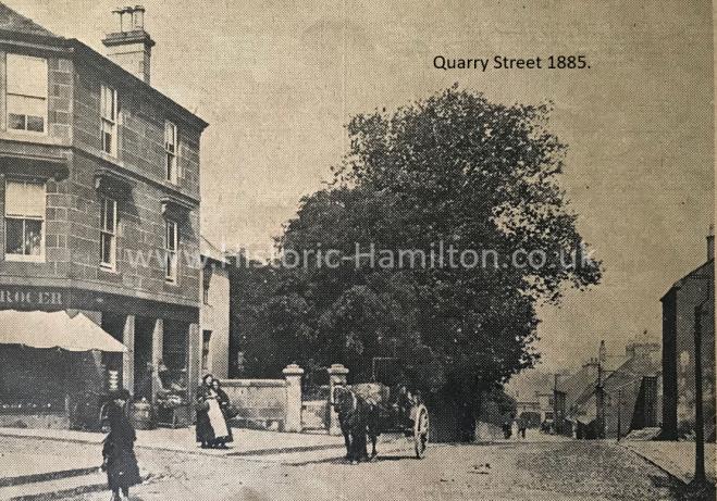 Quarry Street 1885.