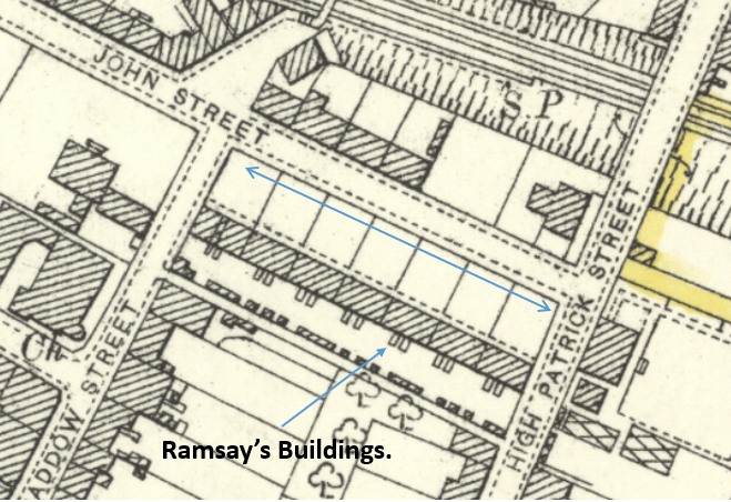Ramsay's Buildings.