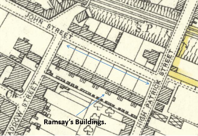 Ramsay's Buildings.