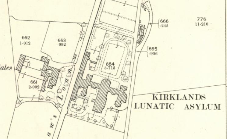 Bothwell Lunatic Asylum