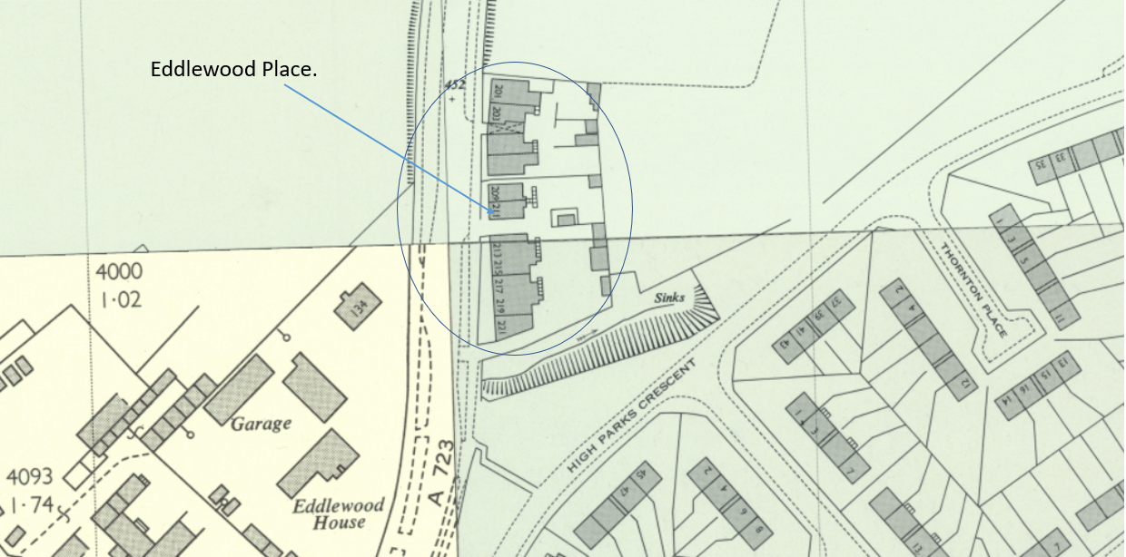 Eddlewood Place map 1913..WMPNG